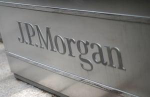 JP Morgan's London HQ