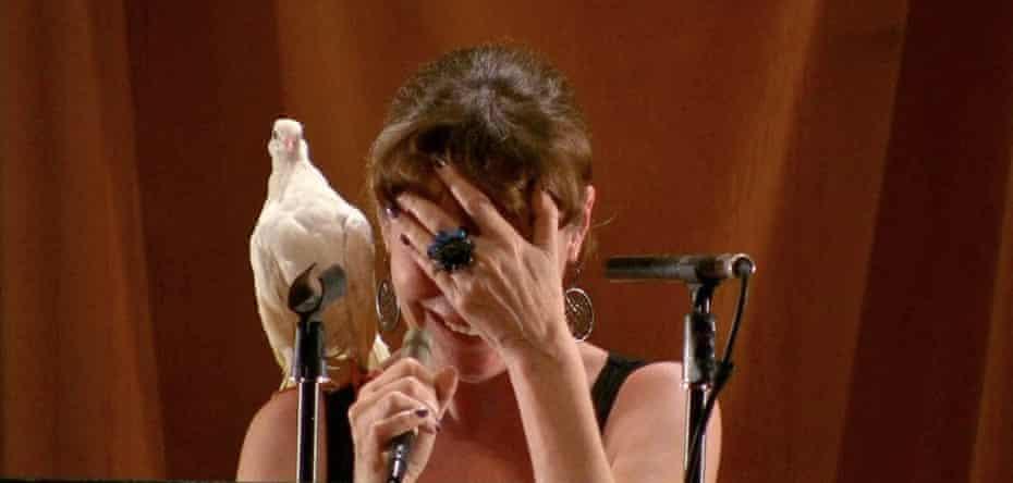 Tatlin's Whisper #6, performed in Havana in 2009.