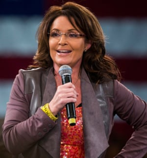 'The lamestream media' ... Sarah Palin.