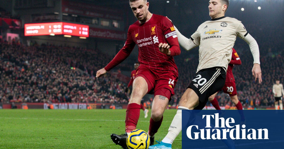 Liverpool 2-0 Manchester United: Premier League player ratings | John Brewin