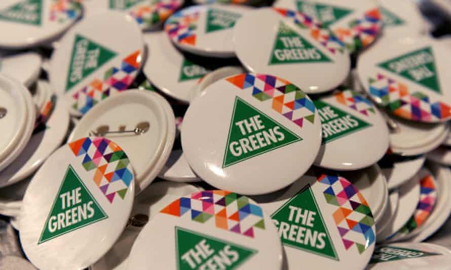 Greens badges