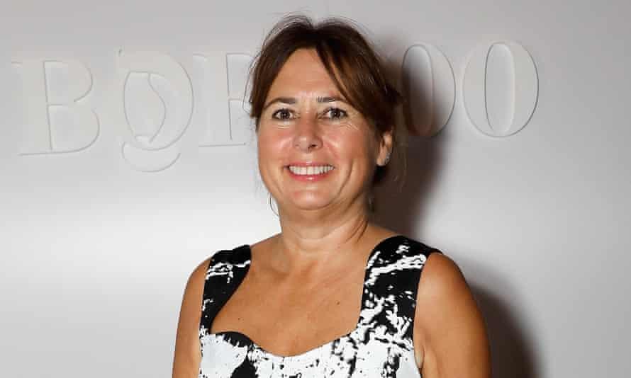Vogue editor Alexandra Shulman.