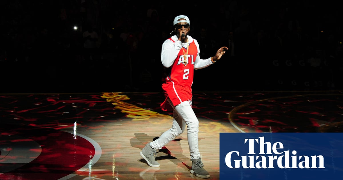 8386a243caf Hard in the Paint: how the Atlanta Hawks learned to love hip-hop again