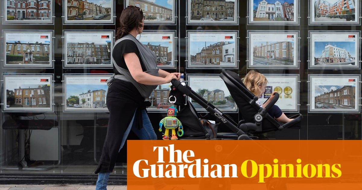The Guardian view on Britain's wealth divide: a gap becomes a chasm