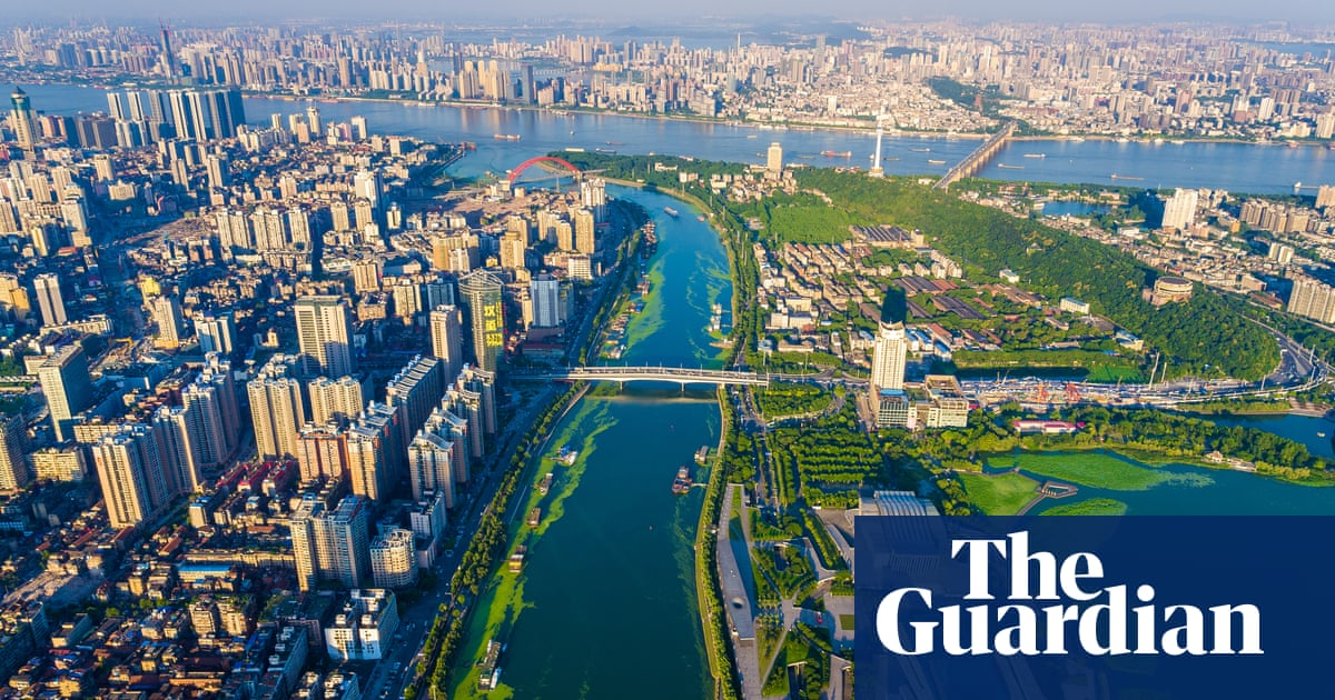 Inside China's leading 'sponge city': Wuhan's war with water