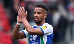Nathan Byrne scored a late equaliser for Wigan at Bristol City and was later abused on social media.