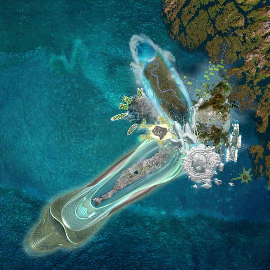 Terreform One North Pole The Future North Ecotarium project