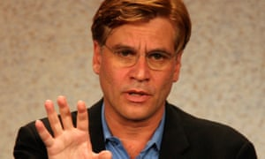 Aaron Sorkin: an earthbound example of the problem.
