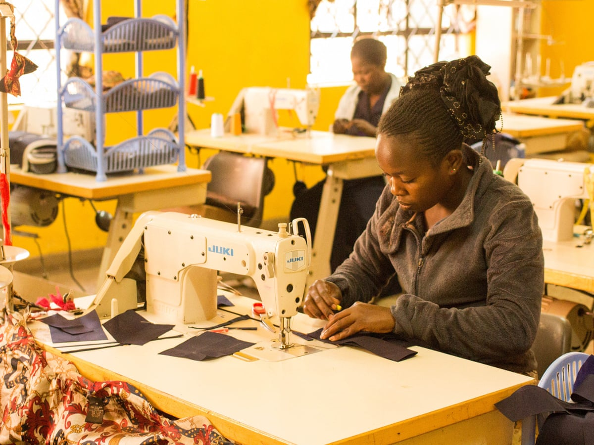 Can Kenya Break The Global Fashion Industry S Low Wage Model Guardian Sustainable Business The Guardian