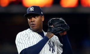 Aroldis Chapman is one of baseball's hardest-throwing pitchers