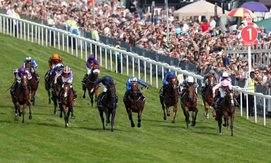 The Derby looks set to remain at Epsom if it is run this season