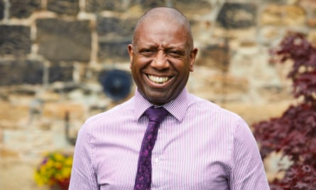 Keith Fraser took up his role on the youth justice board in April.