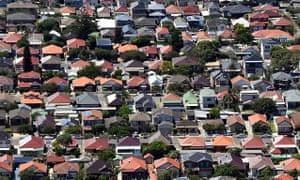Sydney suburbs