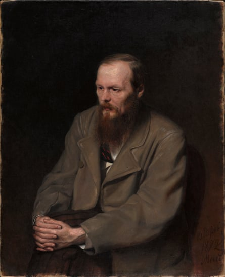 Fedor Dostoevsky by Vasily Perov, 1872.