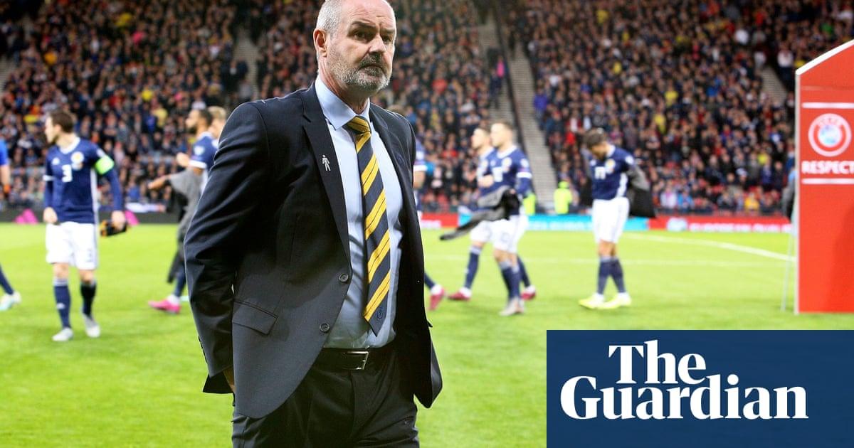 Steve Clarke surveys latest damage to a Scotland narrative in freefall   Ewan Murray