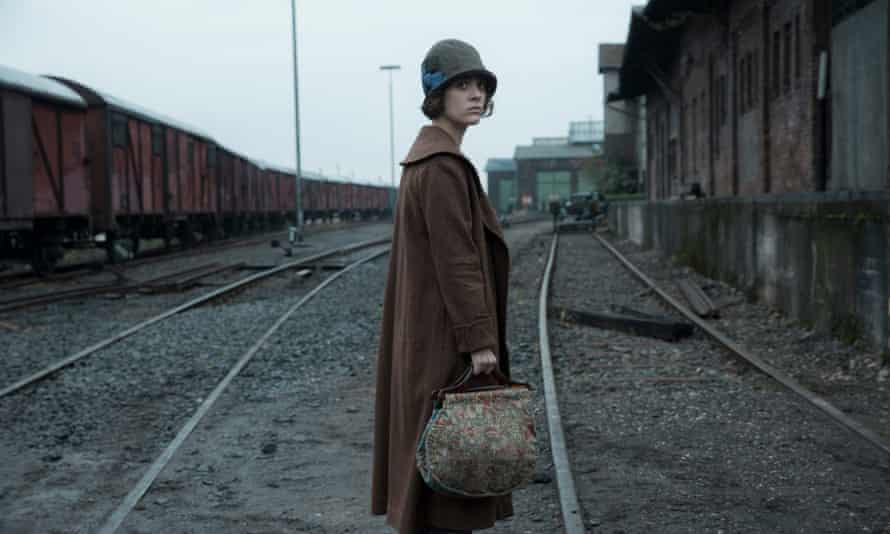 'Gripping and evocative' ... Liv Lisa Fries as Charlotte Ritter in Babylon Berlin.