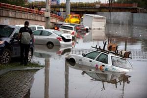 Monterrey, Mexico: Tropical storm Ivo wreaks havoc