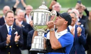 559a247f8 US PGA Championship 2019: Brooks Koepka retains title – as it ...