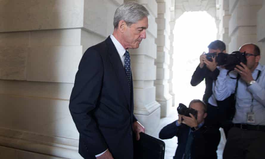 Robert Mueller. The special counsel office was set up in the wake of the firing of James Comey, the FBI director, by the White House