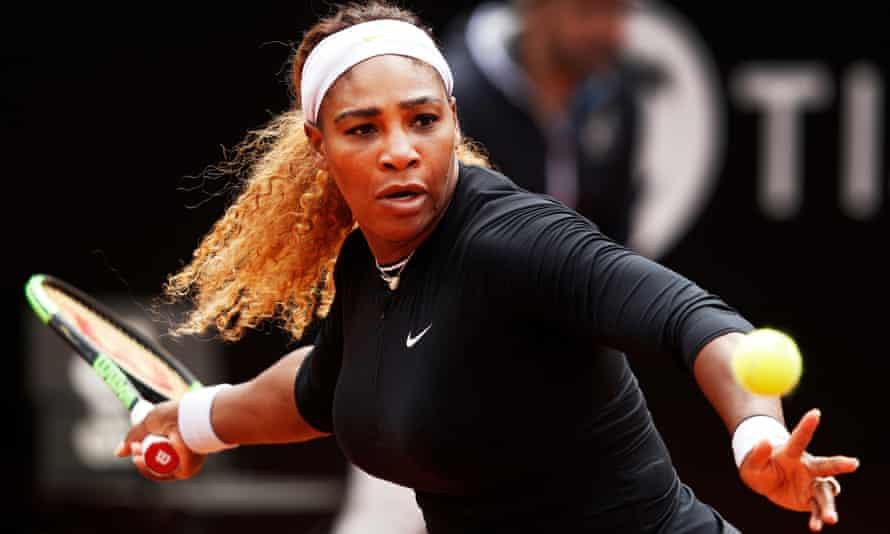 Serena Williams has won the Italian Open four times