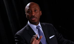 Kenneth Frazier: 'America's leaders must honor our fundamental values by clearly rejecting expressions of hatred, bigotry, and group supremacy.'