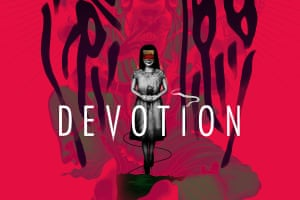 A poster for the Taiwanese game Devotion.
