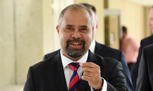 Queensland MP Billy Gordon