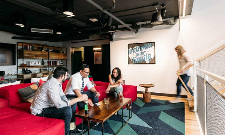 Co-working giant WeWork now runs WeLive, offering flexible furnished rental spaces in New York and Washington DC.