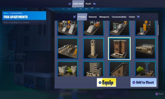 Fortnite's new Creative mode: a game-changer | Games | The