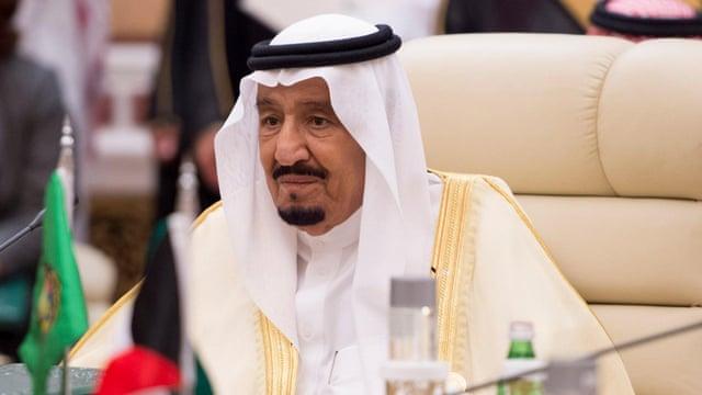 Saudi Arabia TV reports on cutting of ties with Qatar - video