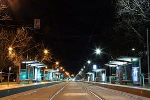 St Kilda Junction, Melbourne.