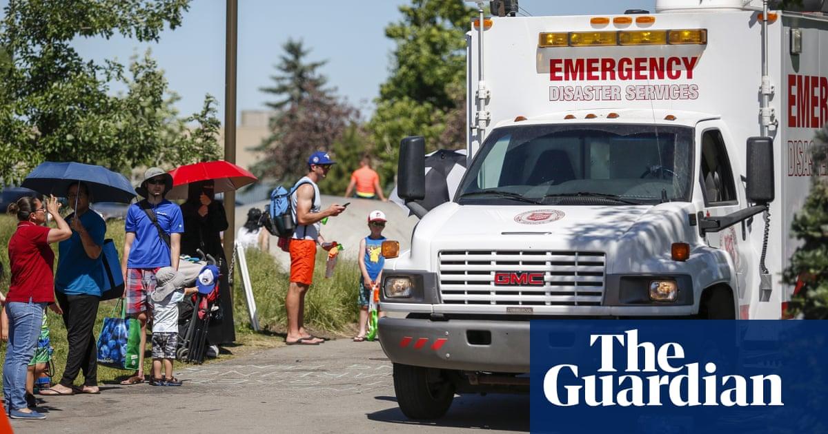 North America endured hottest June on record