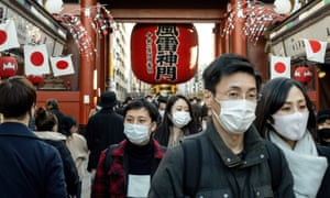 People visit Temples to offer New Year's Prayers in Tokyo, Japan on January 2.