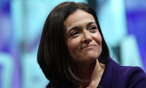 Sheryl Sandberg: 'We don't always get it right.'