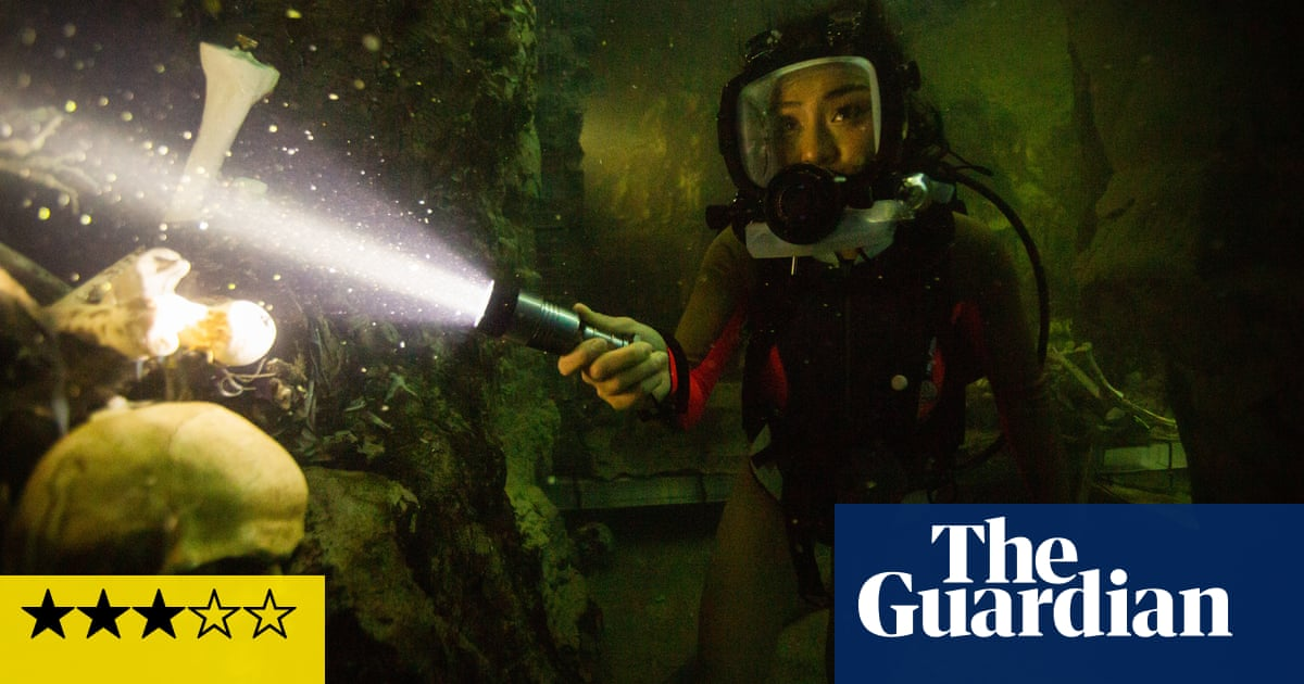 47 Meters Down: Uncaged review – shark horror sequel has teeth