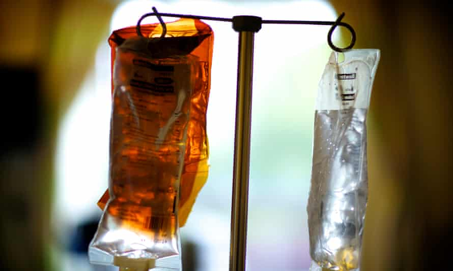 Survival expectancy for patients with advanced head and neck cancers is about six months with conventional chemotherapy.