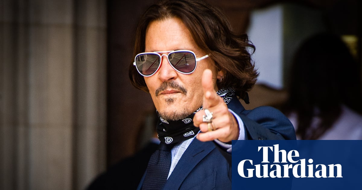 The fall of Johnny Depp: how the worlds most beautiful movie star turned very ugly