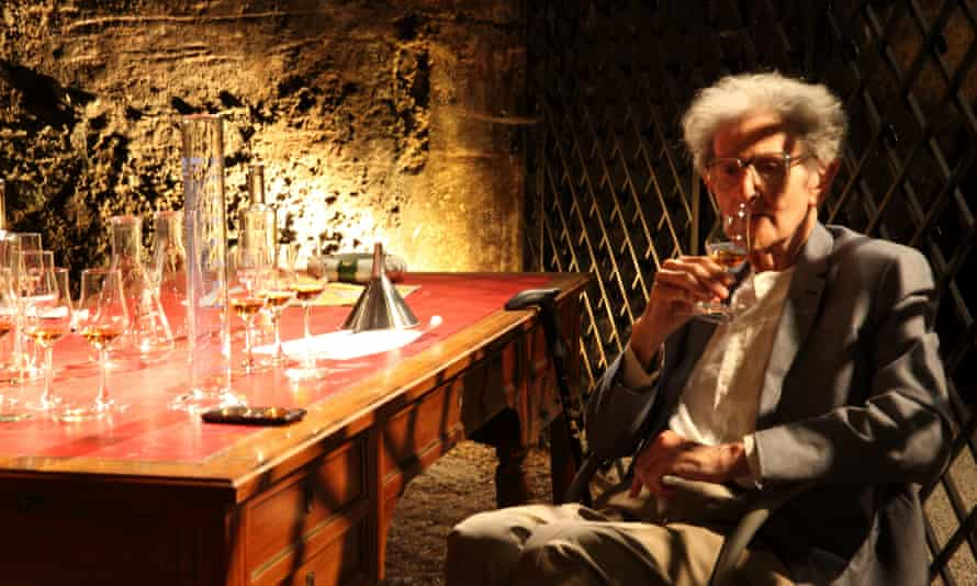 Nicholas Faith wrote the definitive history of cognac, for which he earned a lifetime achievement award from the industry