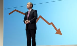 The unicorn picker ... SoftBank's CEO Masayoshi Son.