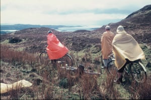 Rain stops play at Bealach Gaoithe during a spring tour in 1972