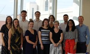 PSA 2019 finalist Cabinet Office's civil service talent accelerated development schemes team