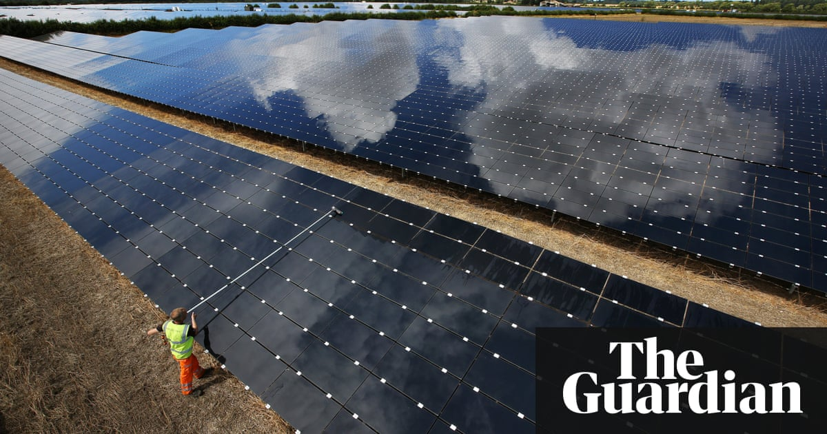 What Is Holding Back The Growth Of Solar Power Guardian
