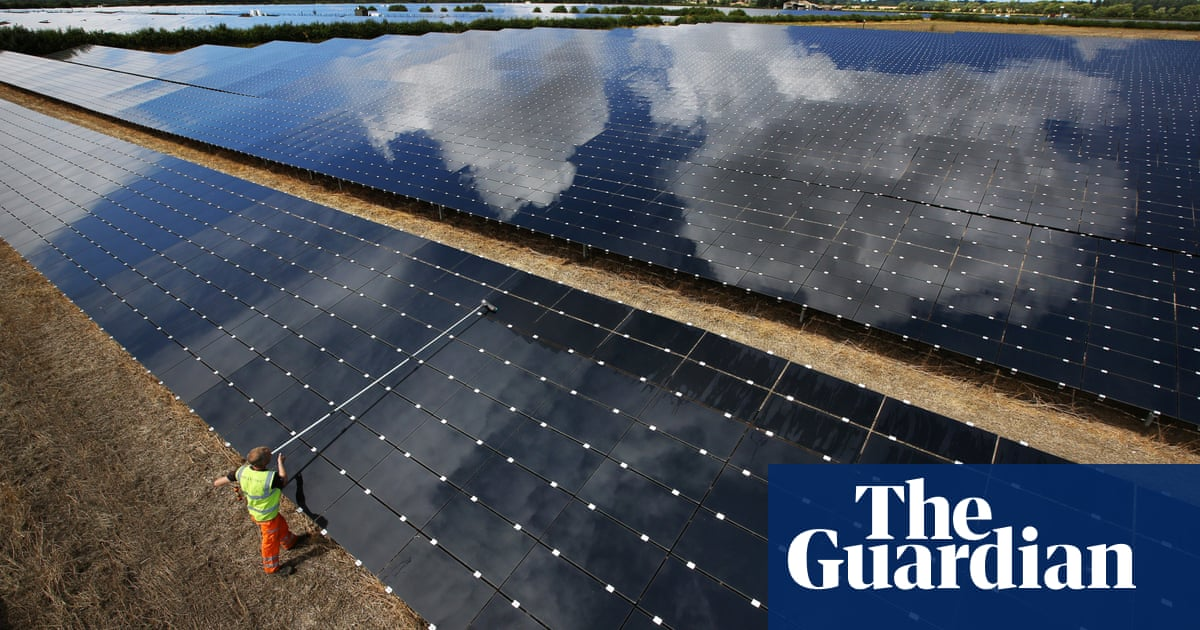 What is holding back the growth of solar power? | Guardian