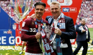 Aston Villa were promoted via the play-offs in 2019. This season's final is scheduled for 30 July.