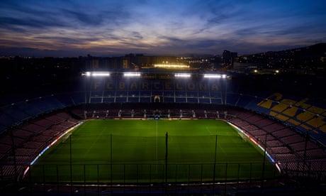 Barcelona v Tottenham: Champions League – live!