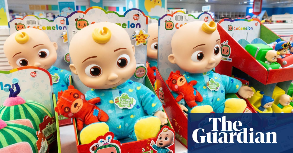 UK toy chain warns of reduced choice at Christmas because of supply disruption