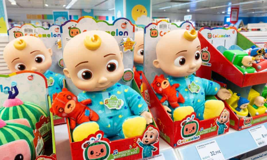 Imported Cocomelon dolls