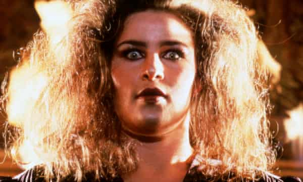 Revenge through reinvention … Julie T Wallace in The 1986 film adaptation of The Life and Loves of a She-Devil.