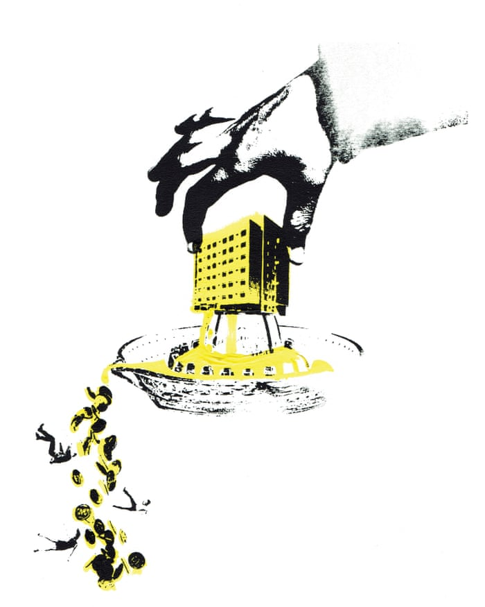 The finance curse: how the outsized power of the City of