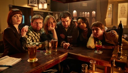 Cast of Fresh Meat.